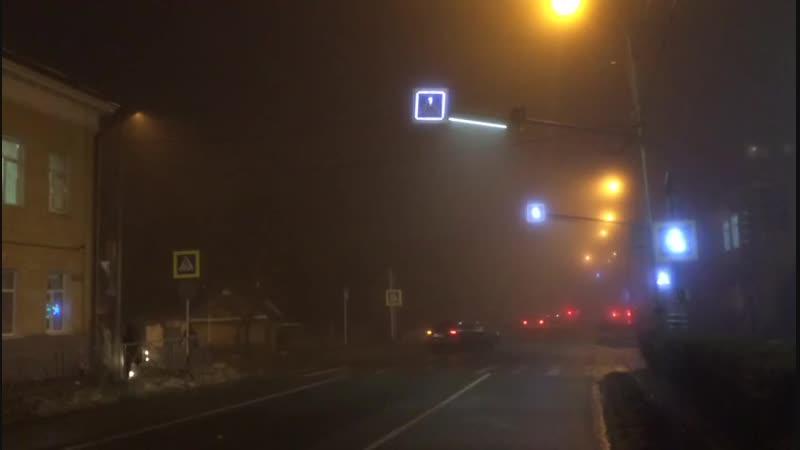 Пешеходный переход Голенева-Ипатова