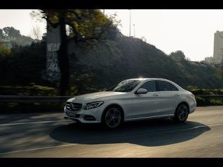 2014 Mercedes Benz C400 4MATIC W205 - Fahrbericht der Probefahrt / Test /Review