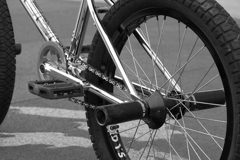 Nick Bullen bikecheck