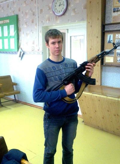 Андрей Кулаков, 9 декабря , Шахты, id165128560