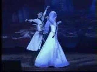 Georgian Dance - Kartuli
