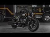 INDIAN от Jack Daniel's лимитированная версия 177 горячих мотоциклов