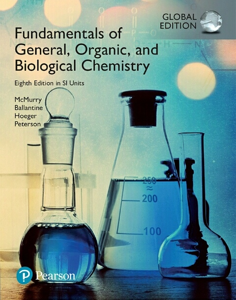 Fundamentals General, Organic, Biological Chemistry