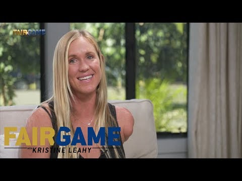 Pro Surfer and Shark Attack survivor Bethany Hamilton I wouldnt change a thing   FAIR GAME
