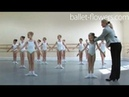 Vaganova Ballet Academy. Classical Dance Exam. Girls 0 class pre-entry courses 2011. ♥ ♡ ♫ ♪ ☂
