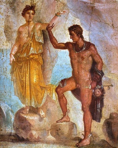 Мифы Древней Греции в живописи: Персей и Андромеда, Пандора и Минотавр. Мифы Древней Греции в живописи неиссякаемый источник вдохновения. Первые картины, посвященные сложным отношениям жителей