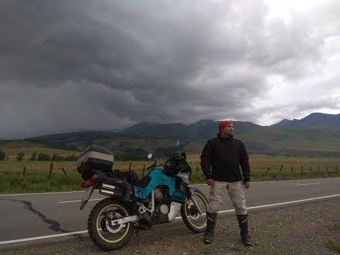 Moto trip-Altai Mountains June 2018 (Kurai valley)