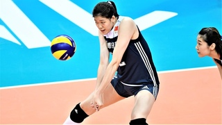 Yingying Li () - BEST Volleyball Actions | Women's VNL 2018