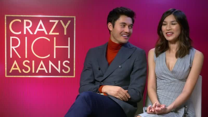 Henry Golding Gemma Chans dream cast for sequel