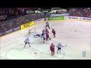 Все голы РОССИЯ - США 5-3 Чемпионат Мира по хоккею - 2013
