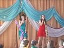 Катерина Світлична та Оксана Пронь - Под Новый год, 06.01.2010
