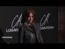 Morgane Polanski at the photocall of the CR Fashion Book x LuisaViaRoma in Paris Paris France on Monday October 1 2018