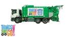 GARBAGE TRUCK: Truck videos for kids| children| toddlers. Preschool Kindergarten learning.