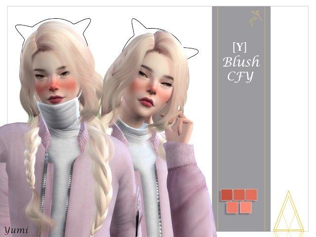 Blush CFY by Yumizum
