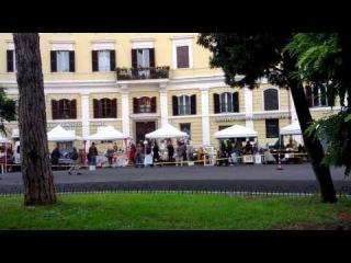 Антикварный рынок на площади Куирити  Roma РИМ, ИТАЛИЯ Группа в ВК https://vk.com/laromamia