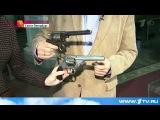 В Военно-историческом музее Санкт-Петербурга представлены образцы оружия из произведений Конан Дойла