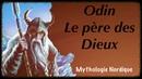 Odin le père des Dieux Mythologie Nordique