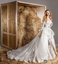 короткие свадебные платья 2014 фото новинки