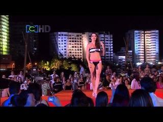 Concurso Nacional Belleza (Miss Colombia) 2012 - Desfile Traje Baño [Full HD]