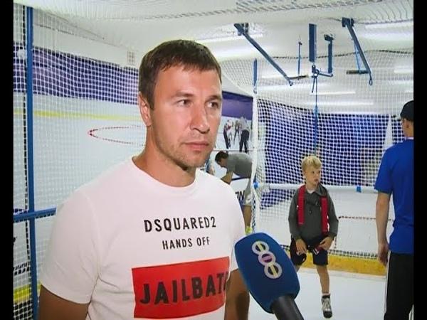Денис Хлыстов принимает поздравления с Днем рождения
