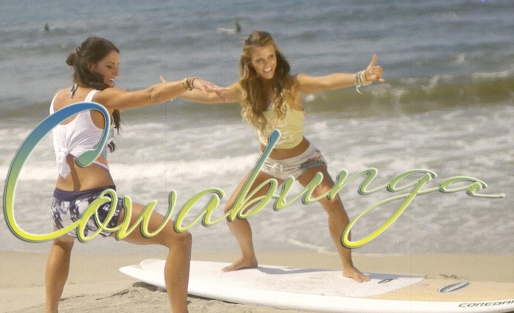 BIKINI SERIES™ COWABUNGA! Total Body Toning workout from Tone It Up!