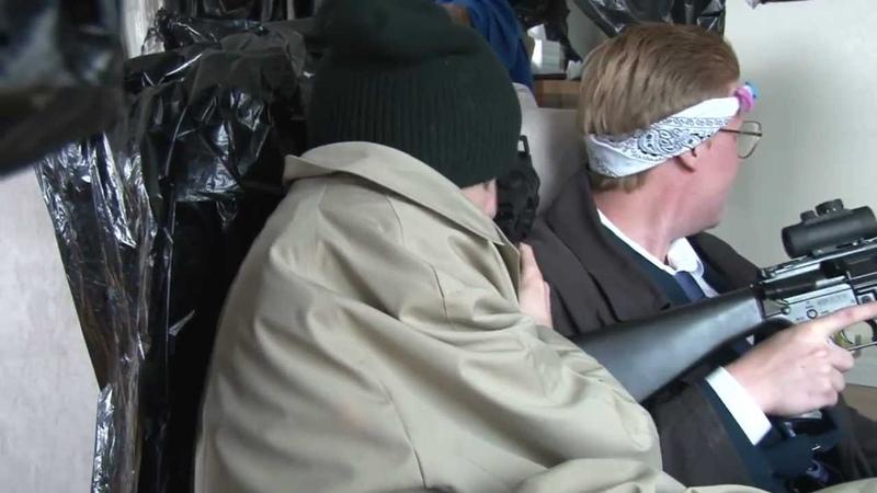 Boondocks Ed and Rummy: Full Loaded Jackets - WestShoreBoys