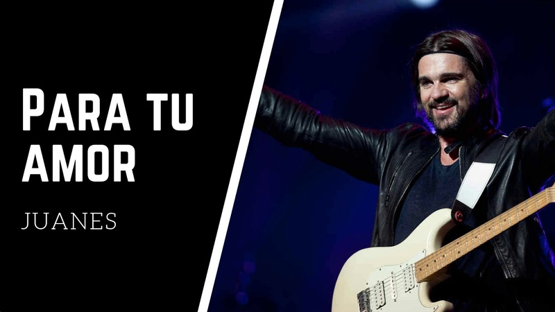 Juanes - Para tu amor [Acústico] [Audio]