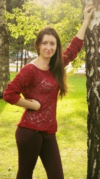 Евгения Мартынова, 15 ноября 1991, Томск, id60542137