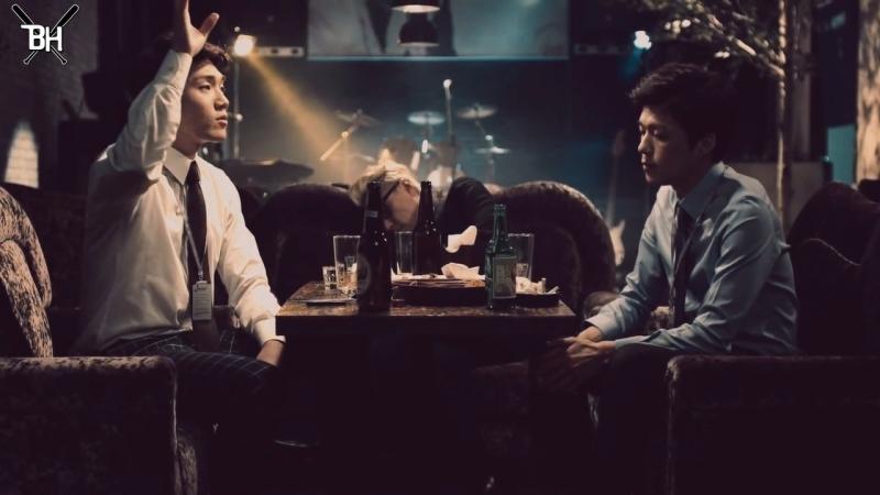 [KARAOKE] Yoon Jong Shin (with Kwak Jin Eon and Km Feel) — Exhausted (рус. саб)