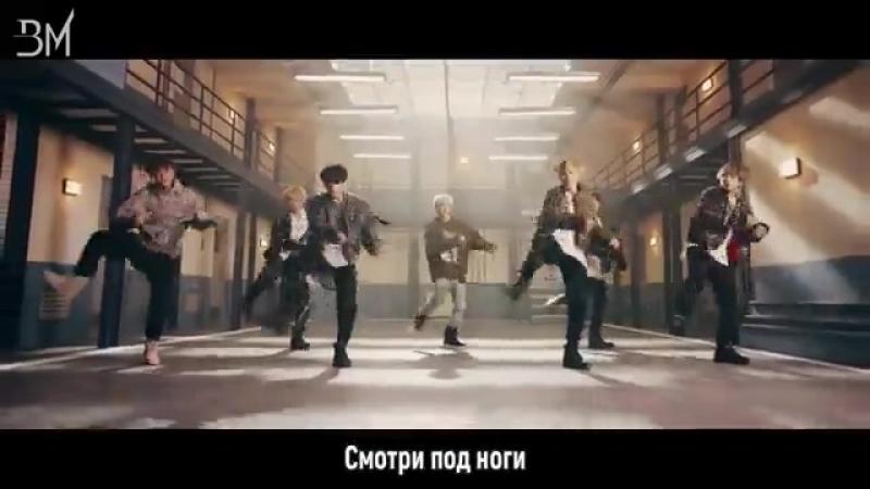 [RUS SUB] BTS - MIC Drop (Steve Aoki Remix).360