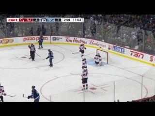 NHL 2018-2019 / PS / 27.09.2018 / New Jersey Devils @ Winnipeg Jets
