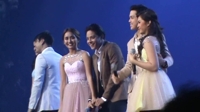 ASAP Live In New York 2016 Kathniel Lizquen and Elnella see Playlist Concerts for more