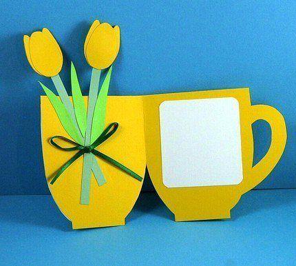 Идея для открытки. (2 фото) - картинка