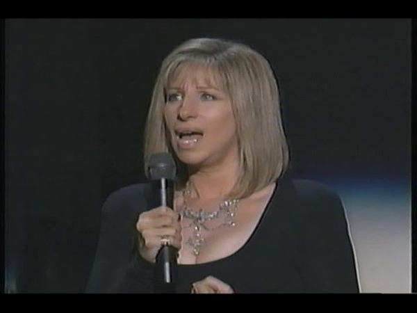 Barbara Streisand The Concert Live At The Arrowhead Pond, Anaheim July 1994