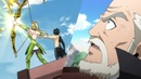 МАКАРОВ В ШОКЕ ОТ НОВОЙ СИЛЫ СВОИХ ДЕТИШЕК. Хвост феи спасает мастера! Fairy Tail TV-3