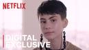 The OA Part II   Ian Alexander on Becoming Buck Vu   Netflix