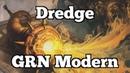 Dredge GRN Modern