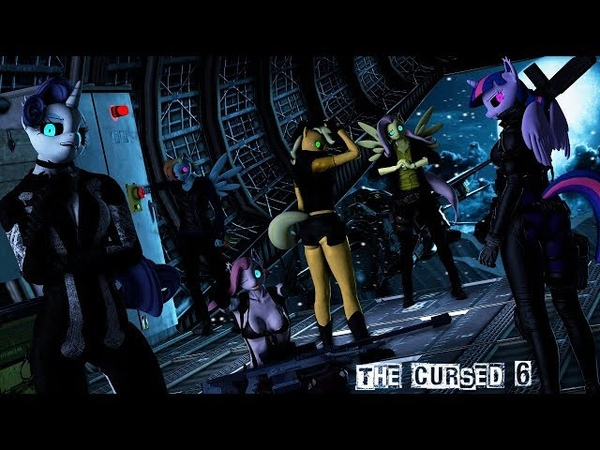 The Cursed 6 [ANTHRO MLP] [SFM]