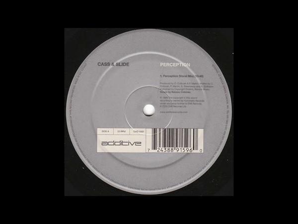 Cass Slide - Perception (Vocal Mix) (2000)