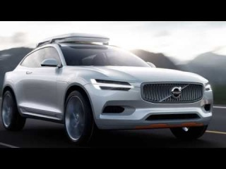 New Volvo XC90 Concept 2014 - видео обзор Александра Михельсона