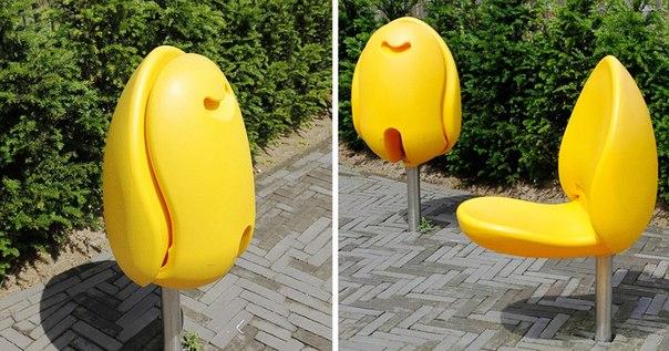 12 дизайнерских штук, которые должны быть в каждом городе: ↪ Вот это я понимаю полезный дизайн! 👍