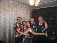 Александр Губанов, 15 мая 1995, Курган, id182394384