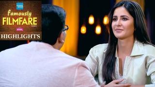 Up close and personal with Katrina Kaif | Katrina Kaif Interview | Famously Filmfare S2