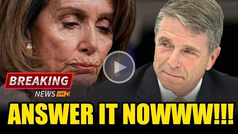 PELOSI IS TREMBLING NOW As Rob Wittman Just ASKS The ONE QUESTION SHE NEVER WANTS ANSWERED(VIDEO)