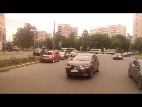 Санкт-Петербург. Троллейбус. 29 маршрут