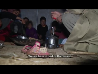 Islamics State are all monsters says 14 year old Yazidi boy.mp4