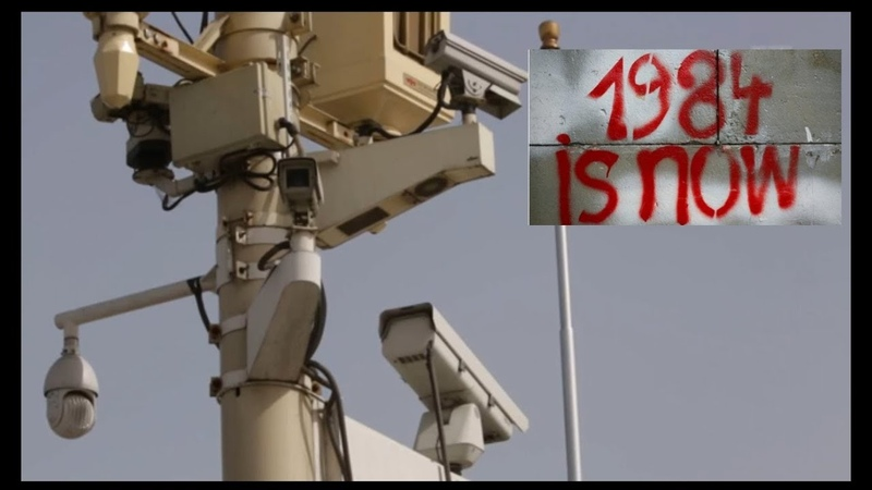 Grösstes Versuchslabor der Welt Die totale Kontrolle und der totalitäre Staat in der Testphase