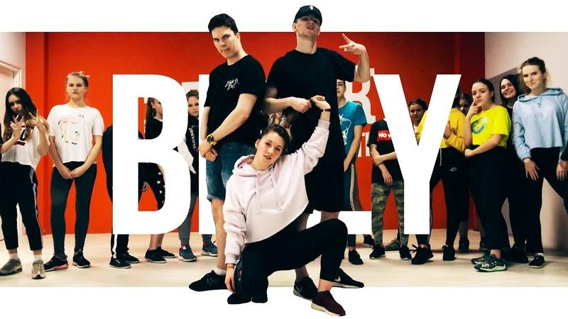 Танцы в Череповце с Александром Мартыновым | 6ix9ine - BILLY | Танцевальный Центр ЭЛЕФАНК
