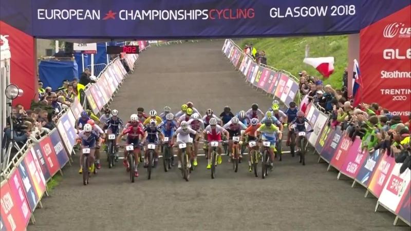 European Championships Glasgow 2018 7 August (Afternoon)