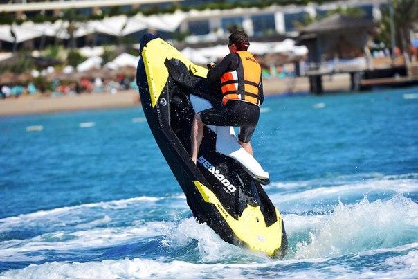 Новые гидроциклы BRP SEA-DOO Spark 2014